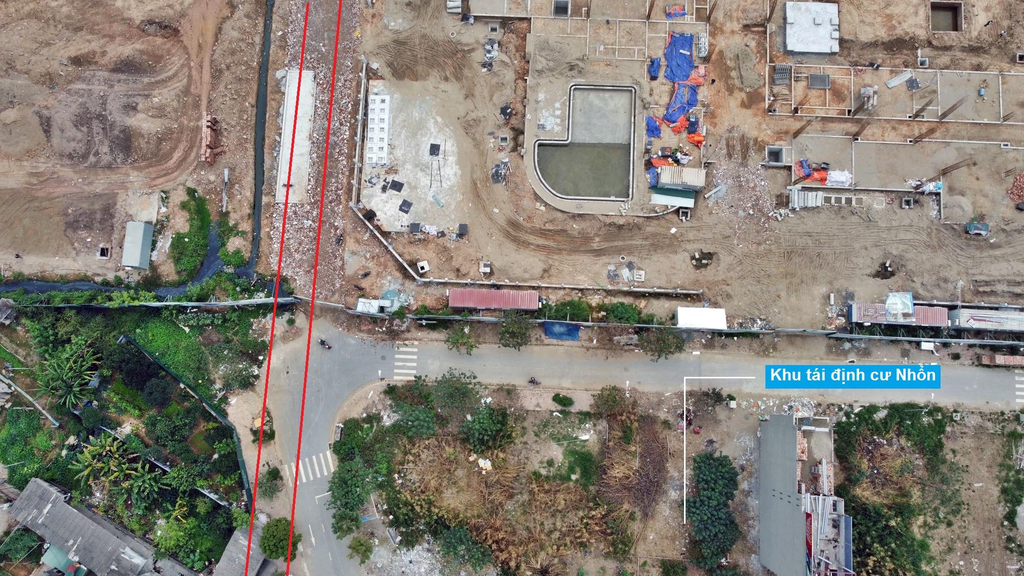 Ba đường sẽ mở theo qui hoạch ở phường Phương Canh, Nam Từ Liêm, Hà Nội (phần 2) - Ảnh 4.