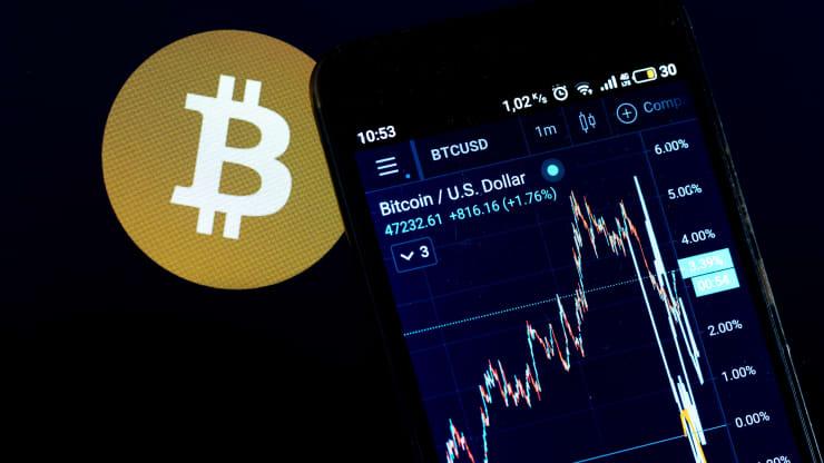 Bitcoin vượt 52.000 USD, mức cao nhất mọi thời đại - Ảnh 1.