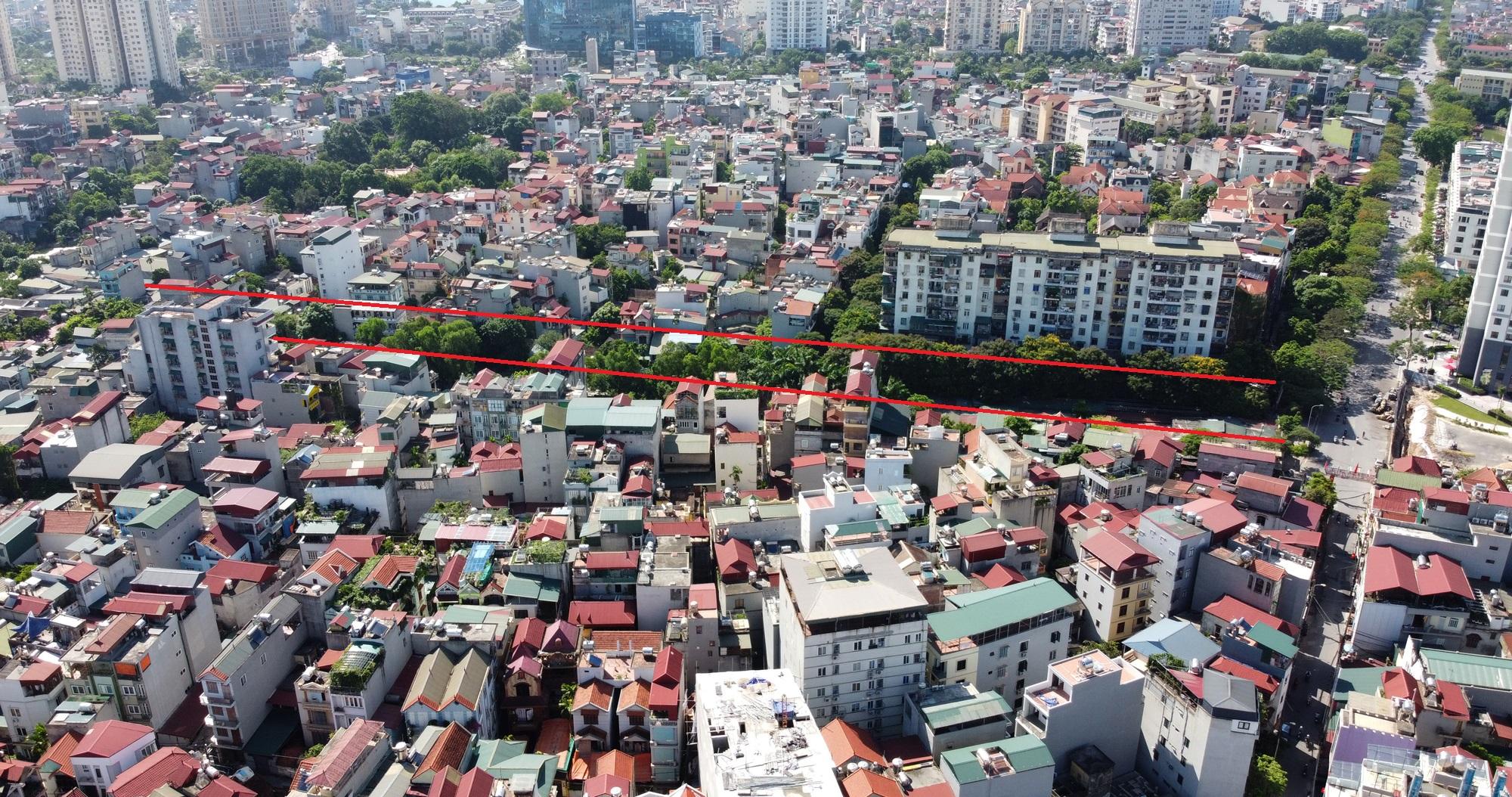 đường sẽ mở theo qui hoạch ở phường Xuân Tảo, Bắc Từ Liêm, Hà Nội - Ảnh 9.