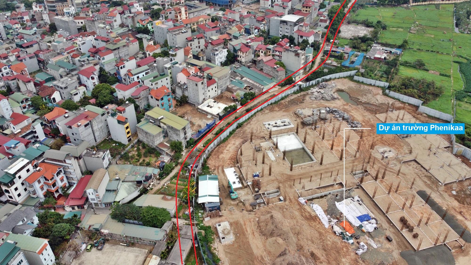 Ba đường sẽ mở theo quy hoạch ở phường Phương Canh, Nam Từ Liêm, Hà Nội (phần 2) - Ảnh 10.