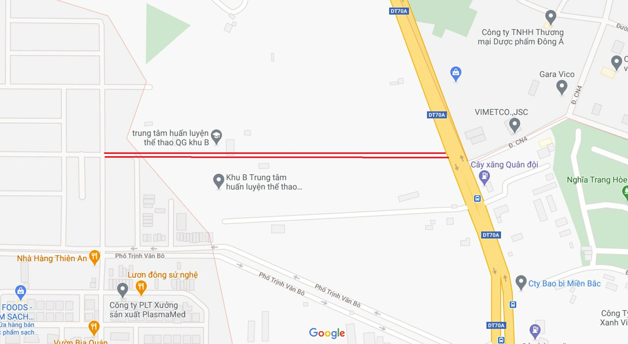 Ba đường sẽ mở theo quy hoạch ở phường Phương Canh, Nam Từ Liêm, Hà Nội (phần 2) - Ảnh 12.