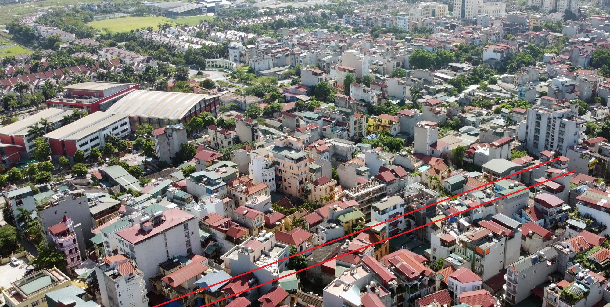 3 đường sẽ mở theo qui hoạch ở phường Xuân Tảo, Bắc Từ Liêm, Hà Nội - Ảnh 12.