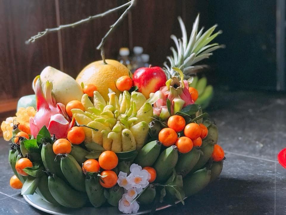 Ngày Thần Tài cúng trái cây gì để may mắn, sung túc cả năm? - Ảnh 3.