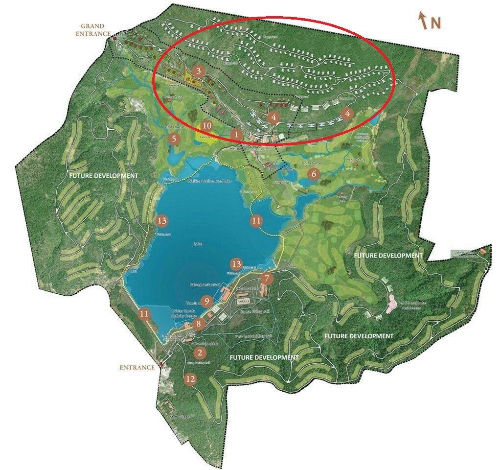 Novaland đầu tư dự án nghỉ dưỡng 650 ha ở Đà Lạt - Ảnh 2.