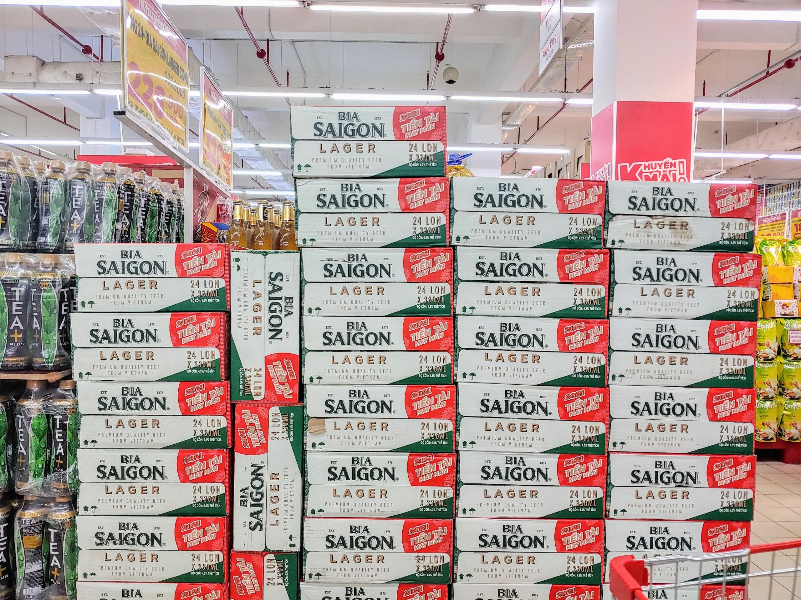 'Lãi ròng của Sabeco có thể vượt mức năm 2019' - Ảnh 1.