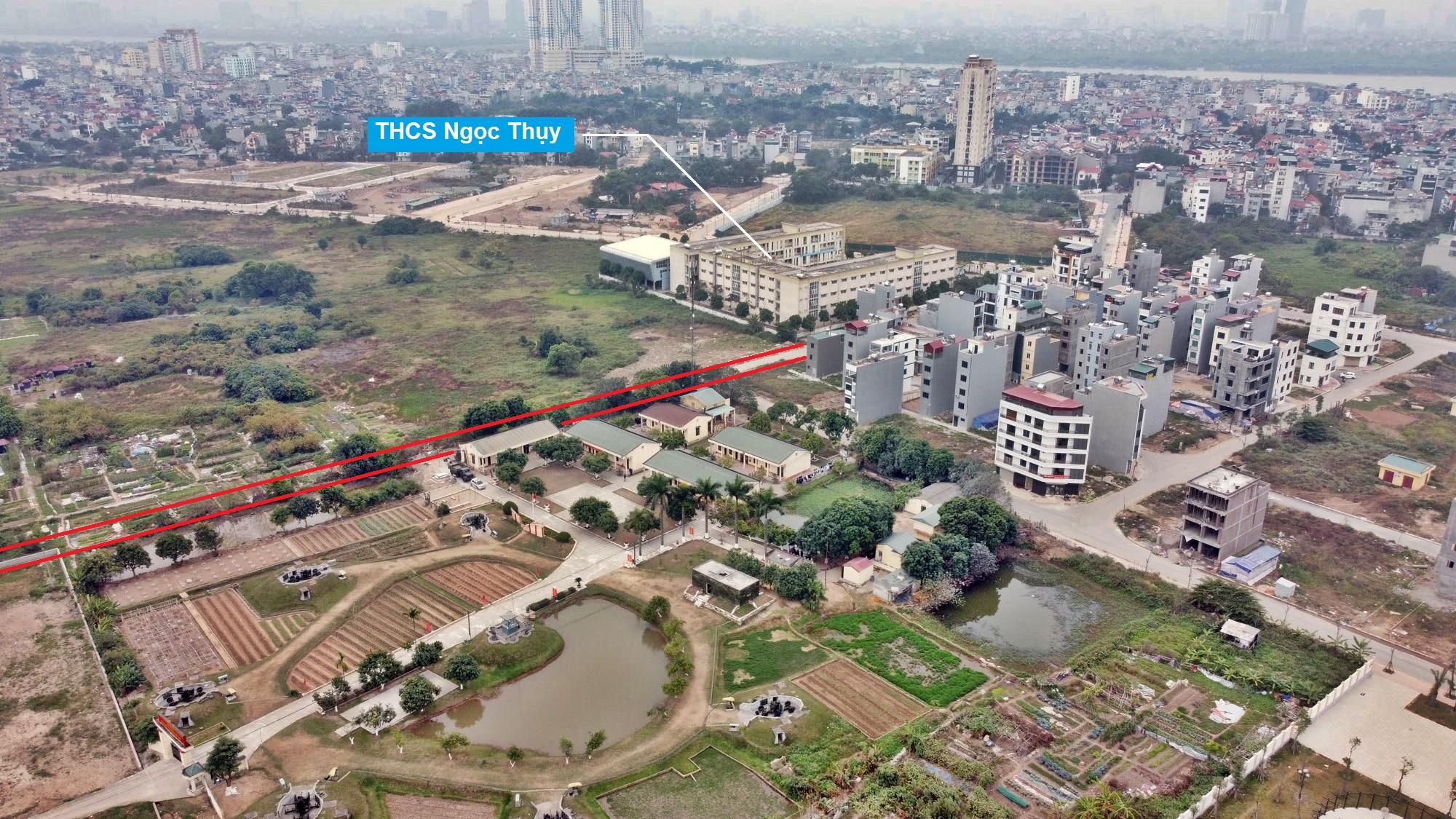 Ba đường sẽ mở theo qui hoạch ở phường Thượng Thanh, Long Biên, Hà Nội (phần 2) - Ảnh 7.