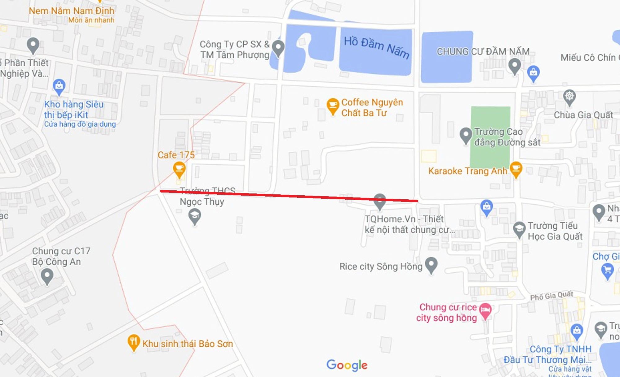 Ba đường sẽ mở theo qui hoạch ở phường Thượng Thanh, Long Biên, Hà Nội (phần 2) - Ảnh 6.