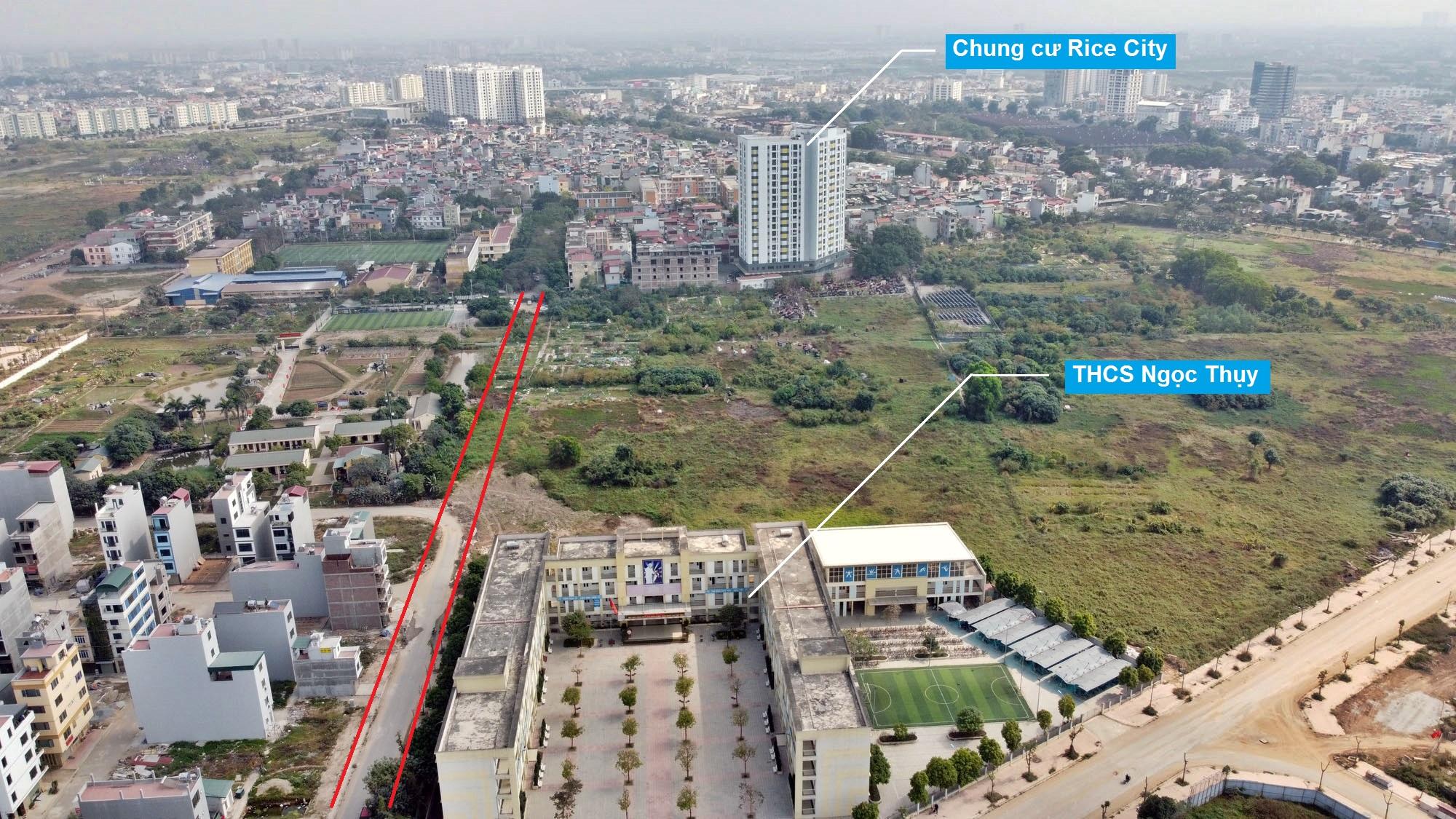 Ba đường sẽ mở theo qui hoạch ở phường Thượng Thanh, Long Biên, Hà Nội (phần 2) - Ảnh 8.