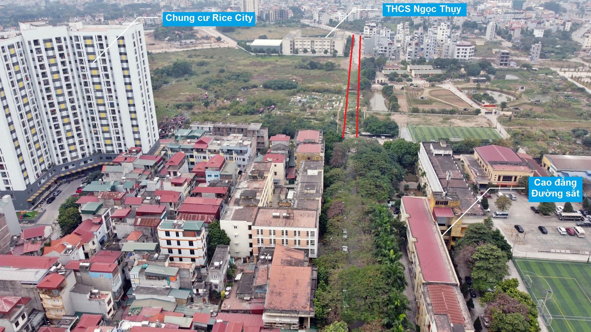 Ba đường sẽ mở theo qui hoạch ở phường Thượng Thanh, Long Biên, Hà Nội (phần 2) - Ảnh 9.