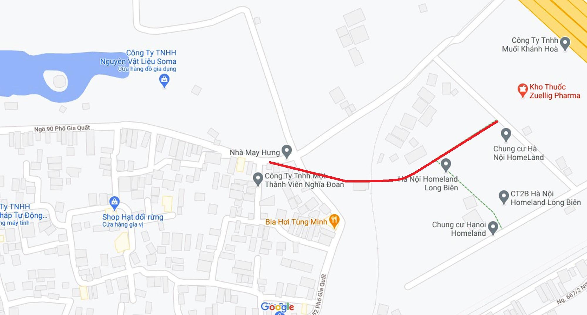 Ba đường sẽ mở theo qui hoạch ở phường Thượng Thanh, Long Biên, Hà Nội (phần 2) - Ảnh 10.
