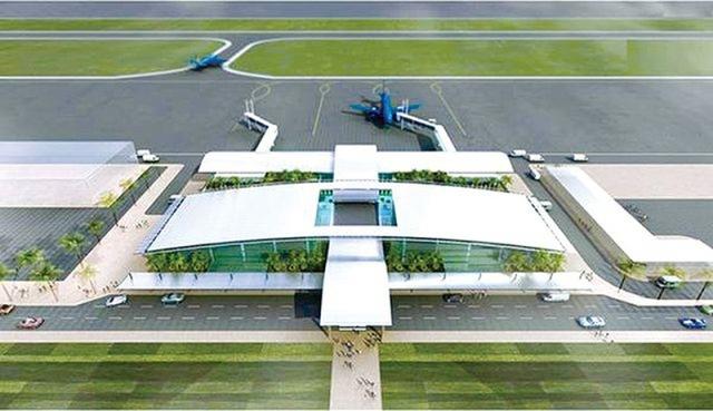 Cảng hàng không Quảng Trị sẽ là sân bay dân sự kết hợp quân sự - Ảnh 1.