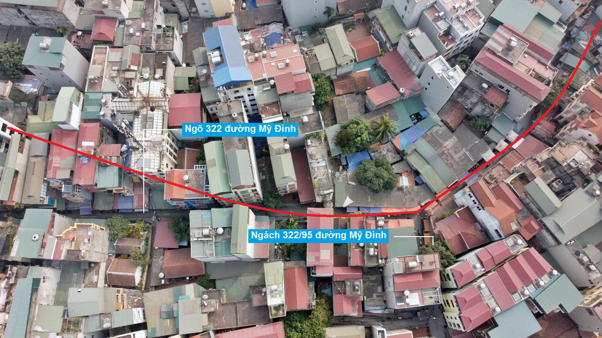 Đường sẽ mở theo qui hoạch ở phường Mỹ Đình 1, Nam Từ Liêm, Hà Nội (phần 2) - Ảnh 4.