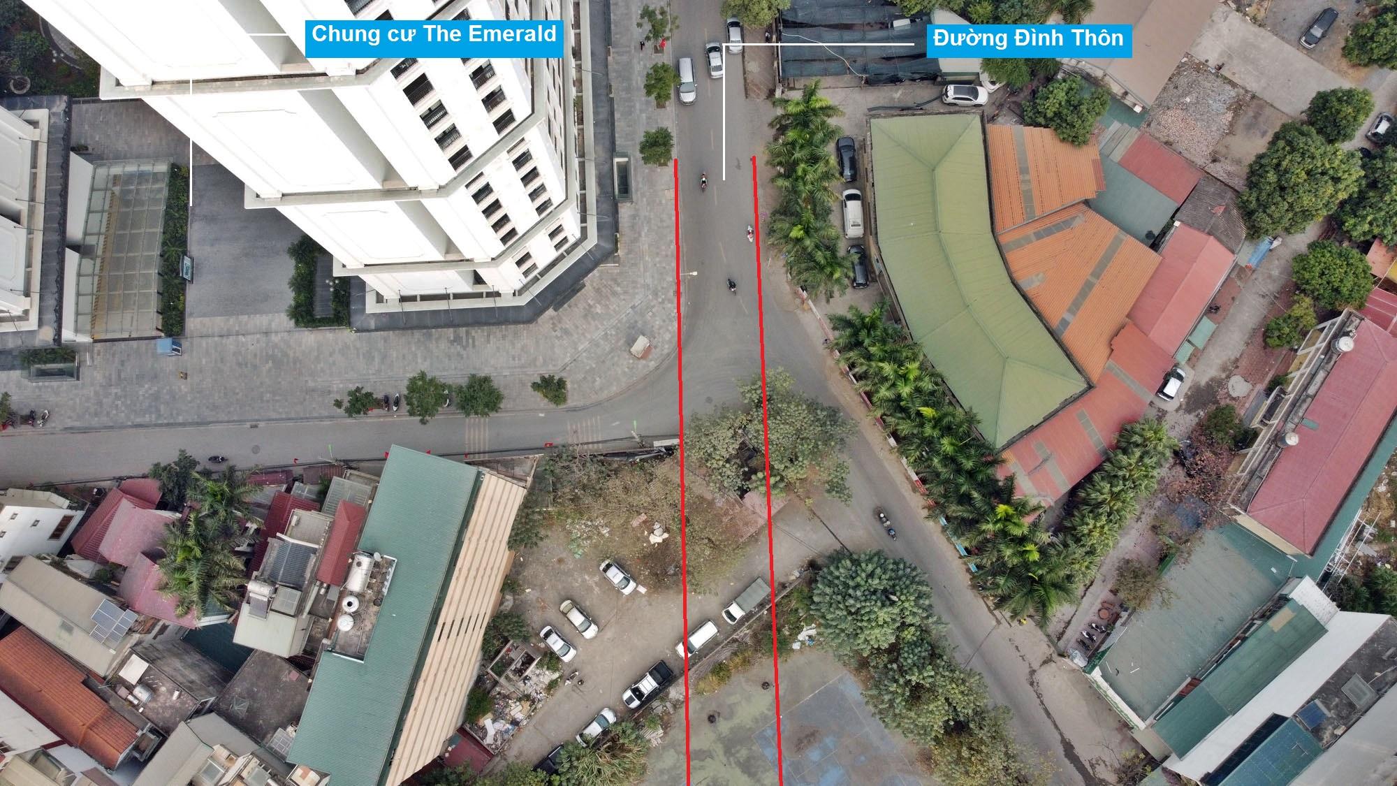 Đường sẽ mở theo qui hoạch ở phường Mỹ Đình 1, Nam Từ Liêm, Hà Nội (phần 2) - Ảnh 7.