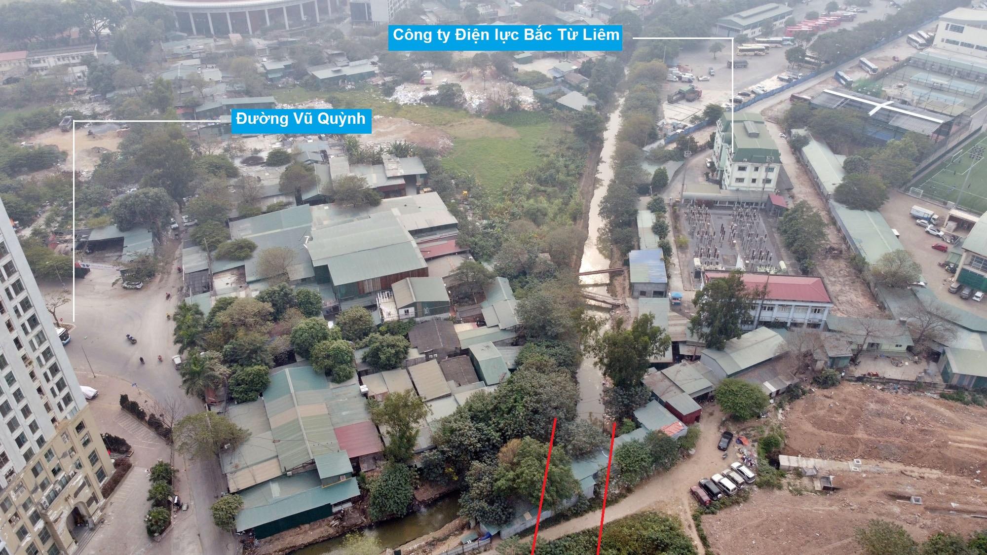 Đường sẽ mở theo qui hoạch ở phường Mỹ Đình 1, Nam Từ Liêm, Hà Nội (phần 2) - Ảnh 9.