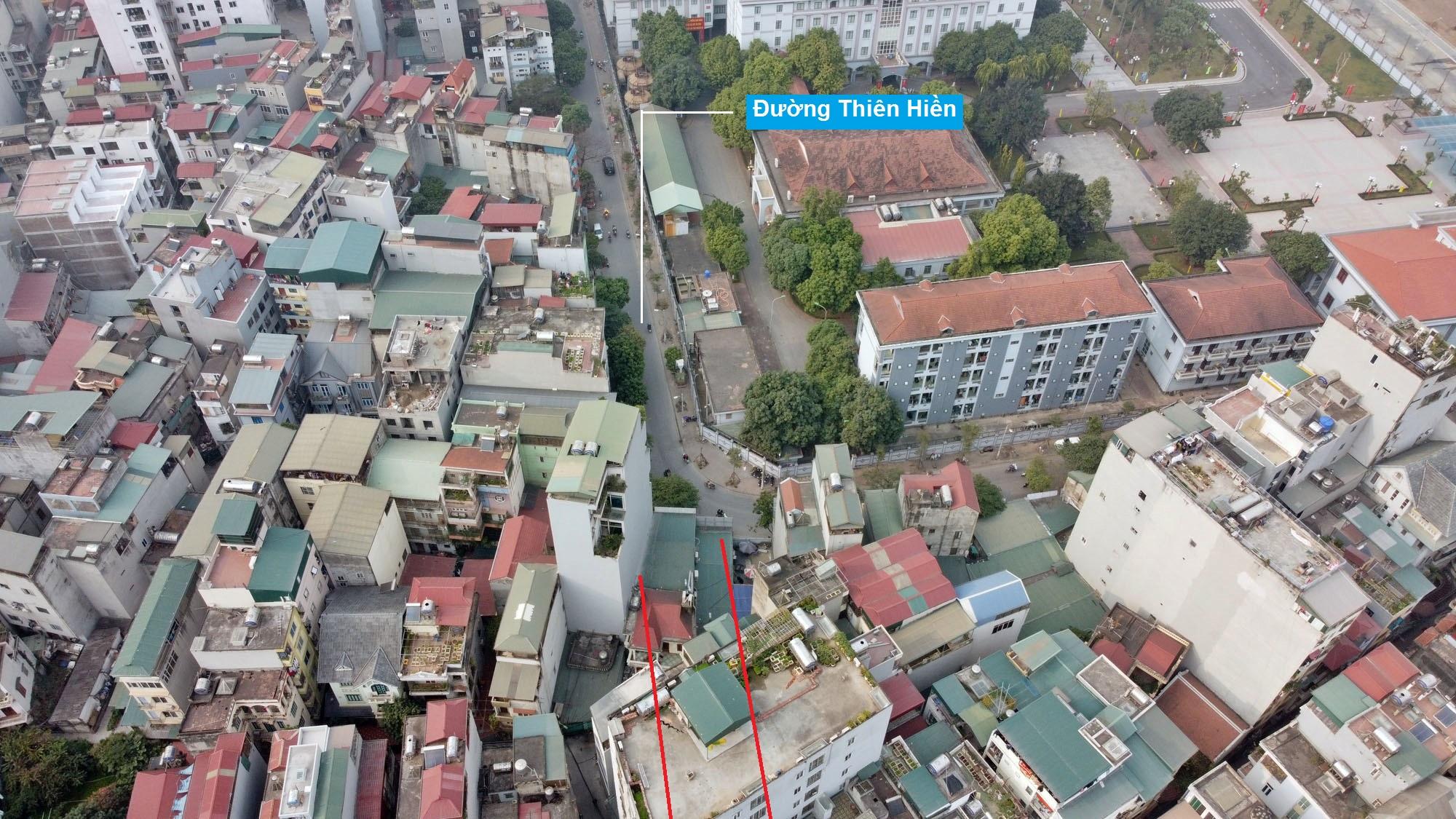 Đường sẽ mở theo qui hoạch ở phường Mỹ Đình 1, Nam Từ Liêm, Hà Nội (phần 2) - Ảnh 11.