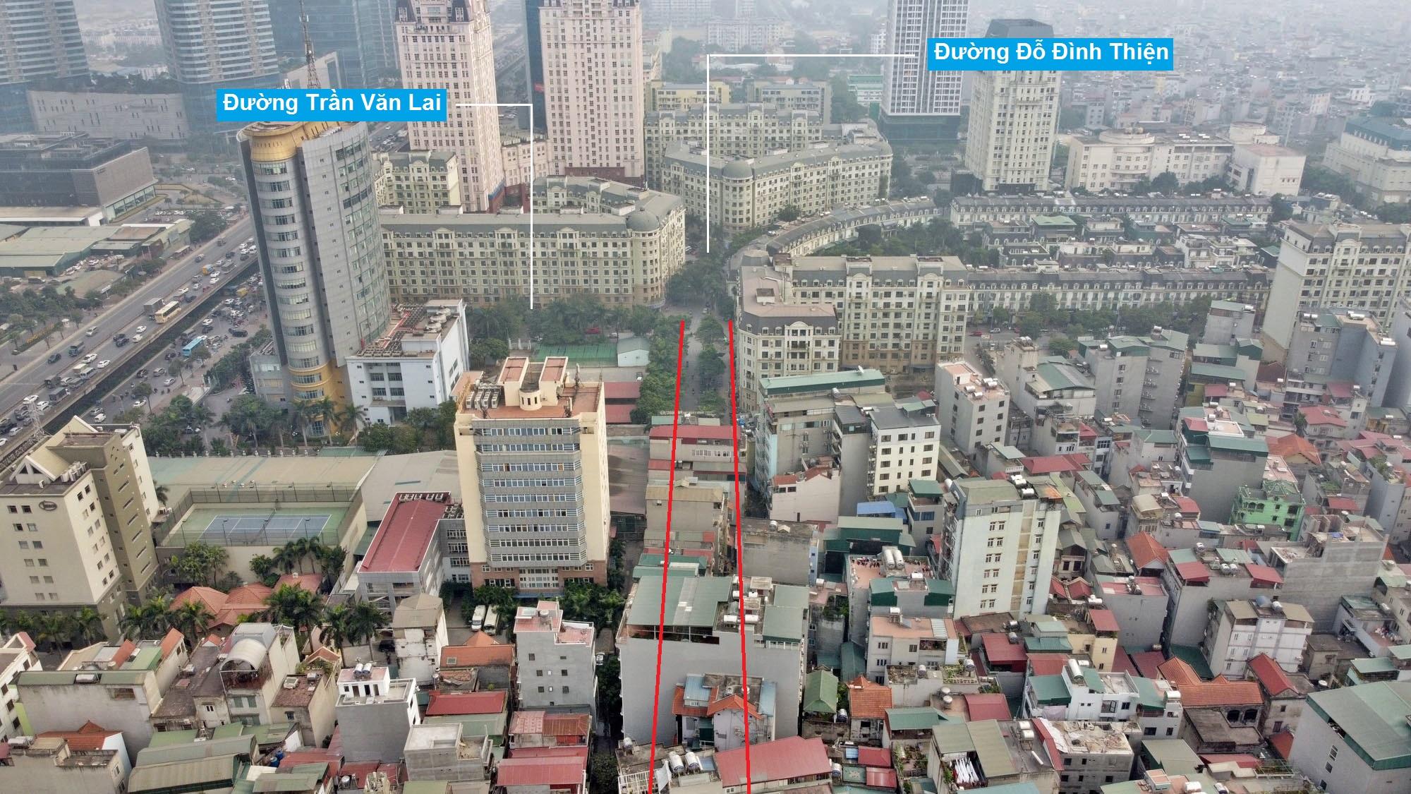 Đường sẽ mở theo qui hoạch ở phường Mỹ Đình 1, Nam Từ Liêm, Hà Nội (phần 2) - Ảnh 12.