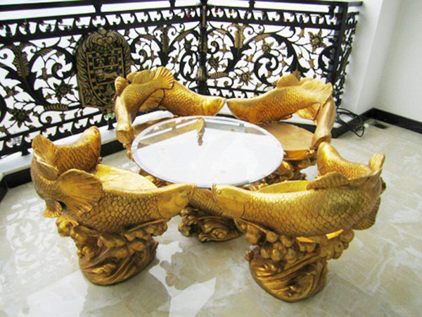 Những bất động sản dát vàng hàng trăm nghìn tỷ đồng của đại gia Việt - Ảnh 13.
