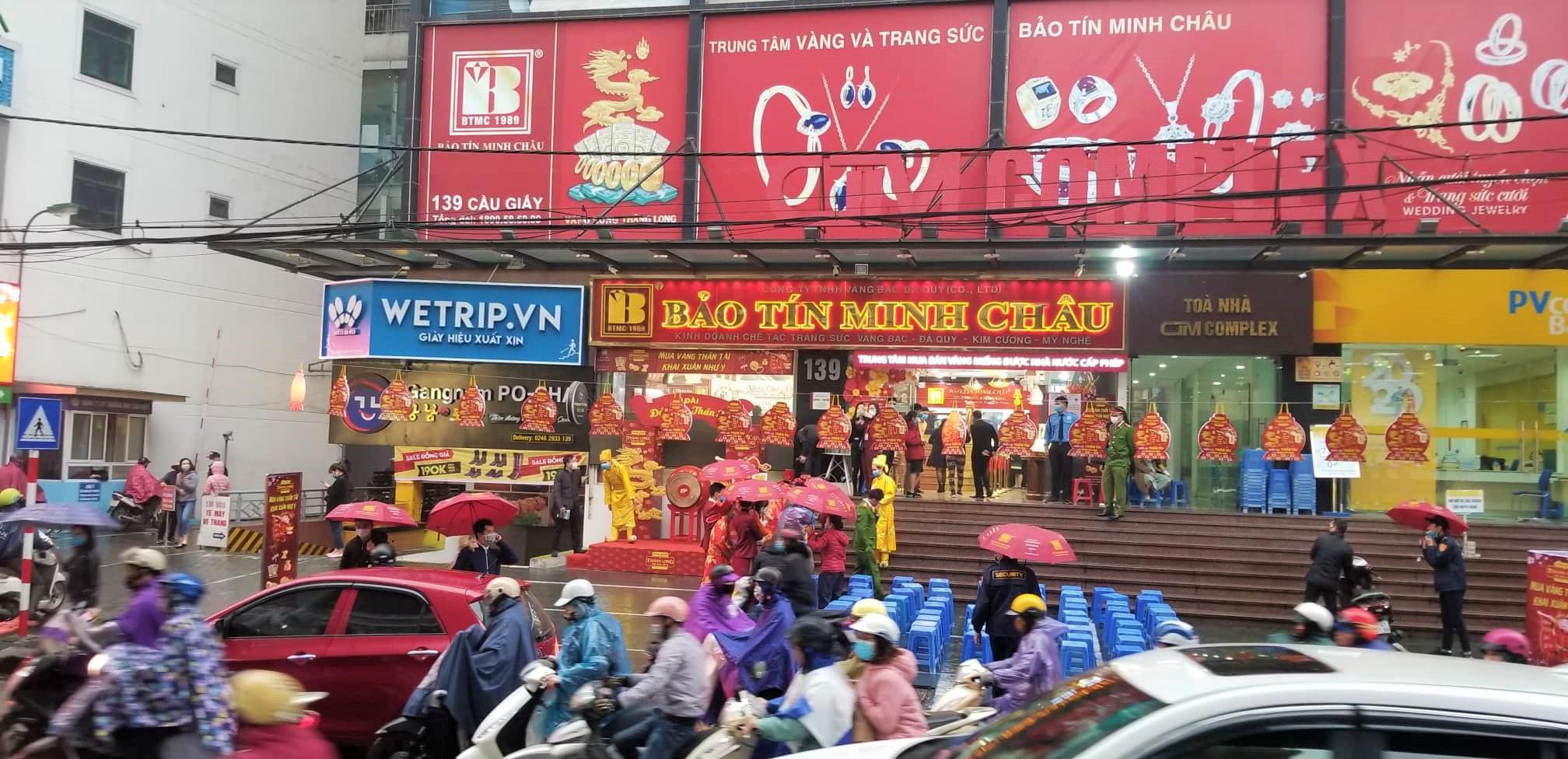 Giá đất tại những con phố bán vàng ở Hà Nội - Ảnh 4.