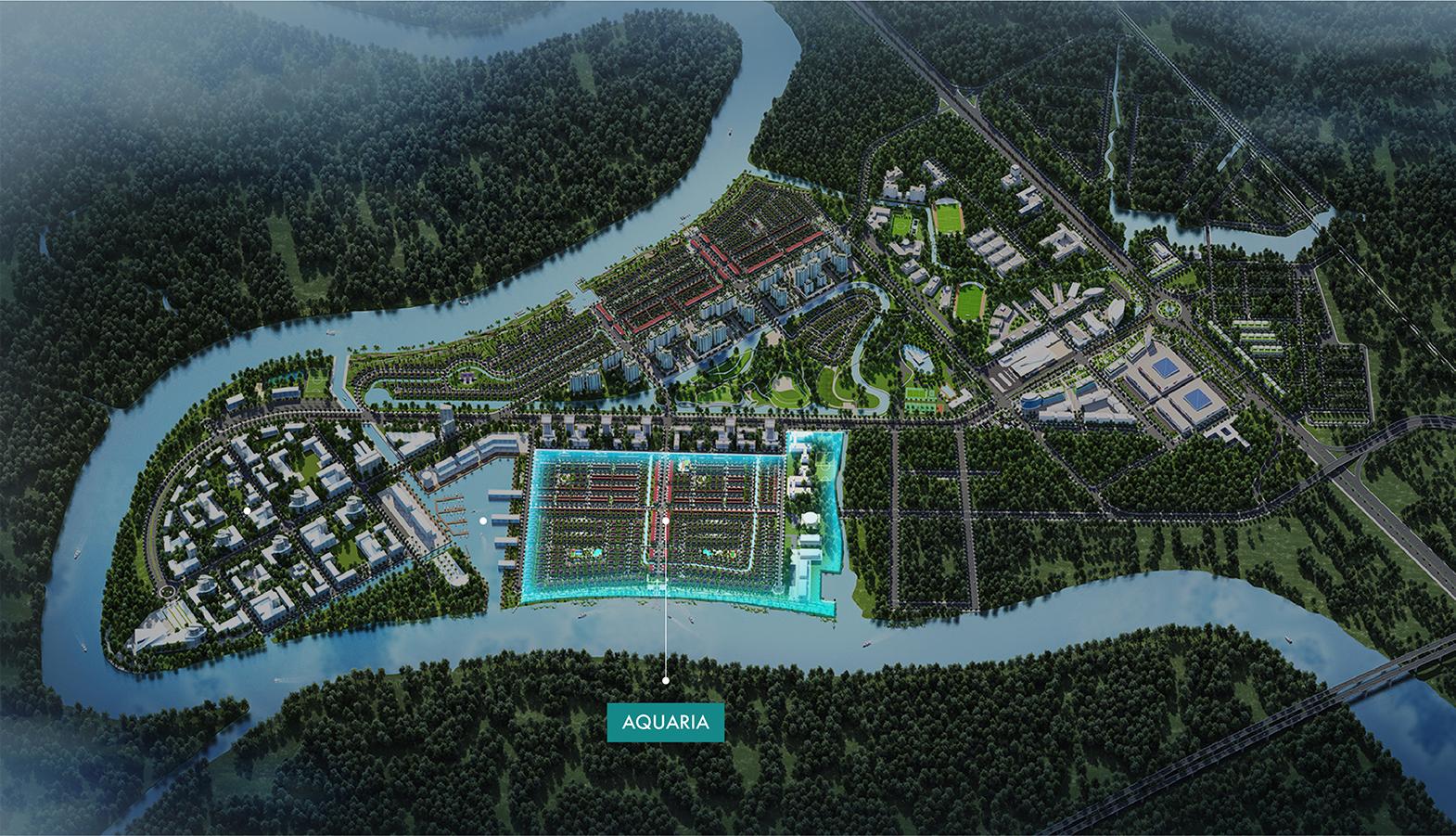 Hơn 230 biệt thự song lập thuộc dự án Waterpoint của Nam Long đủ điều kiện mở bán - Ảnh 1.