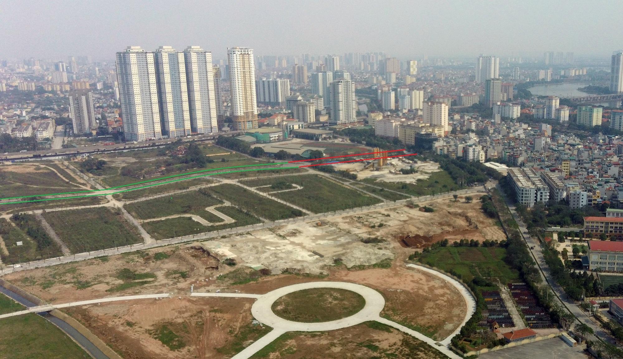 đường sẽ mở theo qui hoạch ở phường Đại Kim, Hoàng Mai, Hà Nội - Ảnh 7.