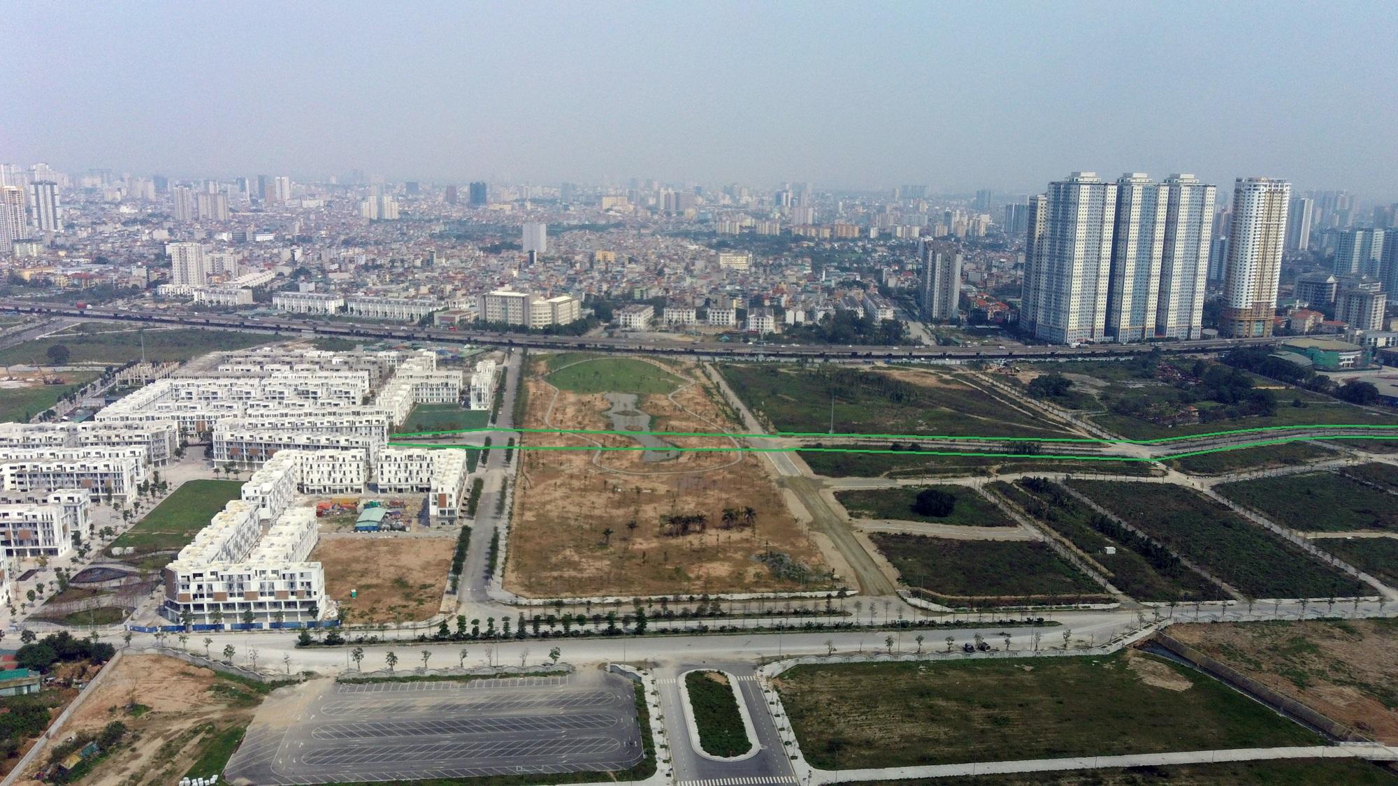 đường sẽ mở theo qui hoạch ở phường Đại Kim, Hoàng Mai, Hà Nội - Ảnh 8.