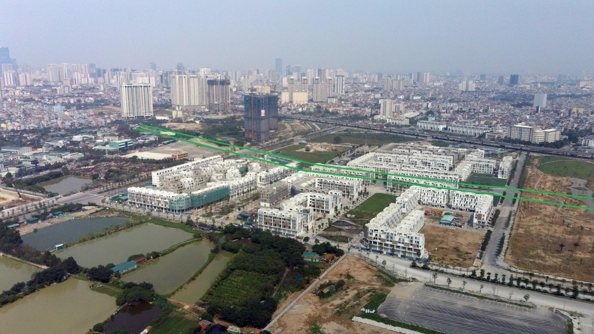 đường sẽ mở theo qui hoạch ở phường Đại Kim, Hoàng Mai, Hà Nội - Ảnh 9.