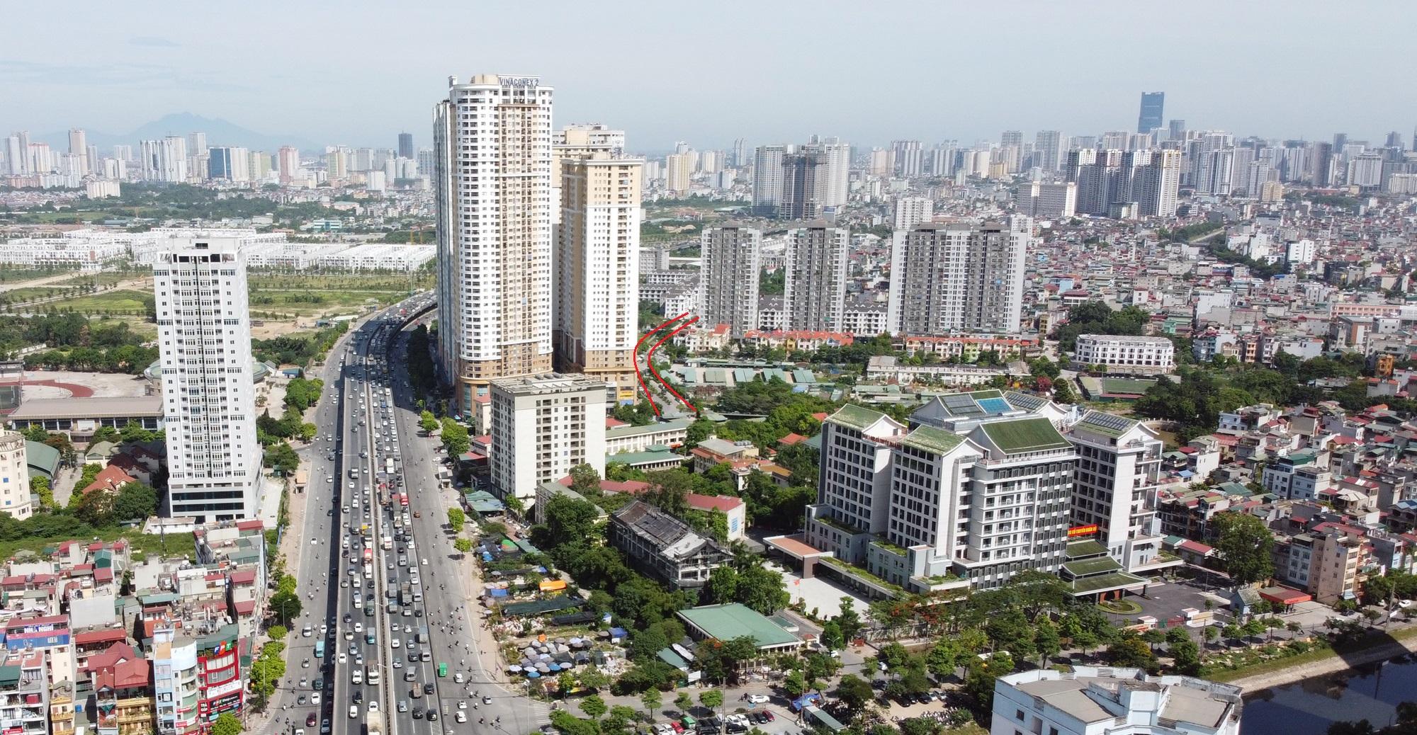 đường sẽ mở theo qui hoạch ở phường Đại Kim, Hoàng Mai, Hà Nội - Ảnh 13.
