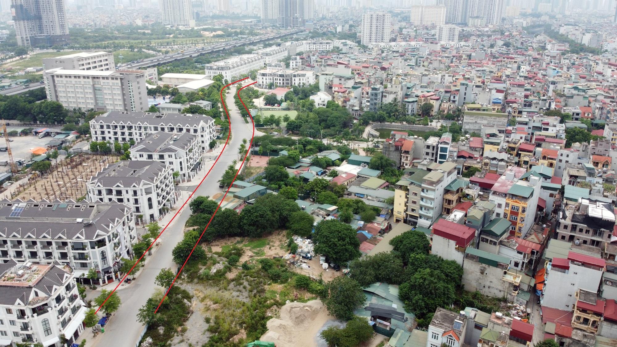 đường sẽ mở theo qui hoạch ở phường Đại Kim, Hoàng Mai, Hà Nội - Ảnh 15.