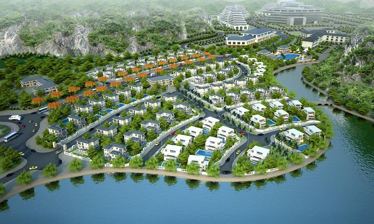 Hải Phòng đấu giá các lô đất ở tại dự án tỷ USD của Vinaconex ITC - Ảnh 1.