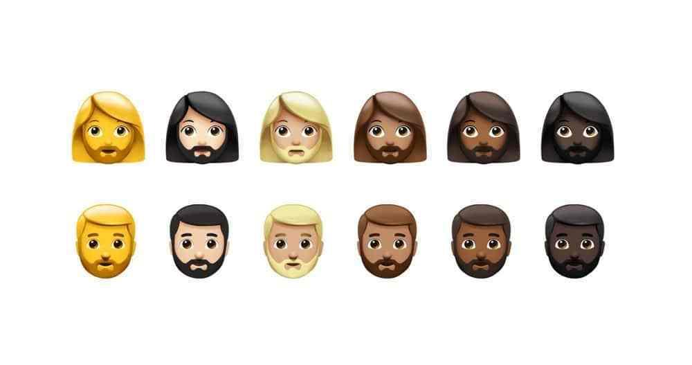 Hơn 200 biểu tượng cảm xúc mới sẽ được cập nhật trong phiên bản iOS 14.5 của iPhone - Ảnh 3.