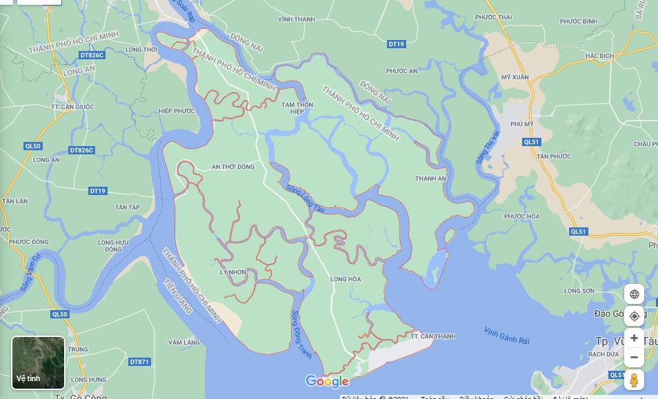 TP HCM đấu giá hai mảnh đất rộng hơn 11.000 m2 tại huyện Cần Giờ - Ảnh 1.