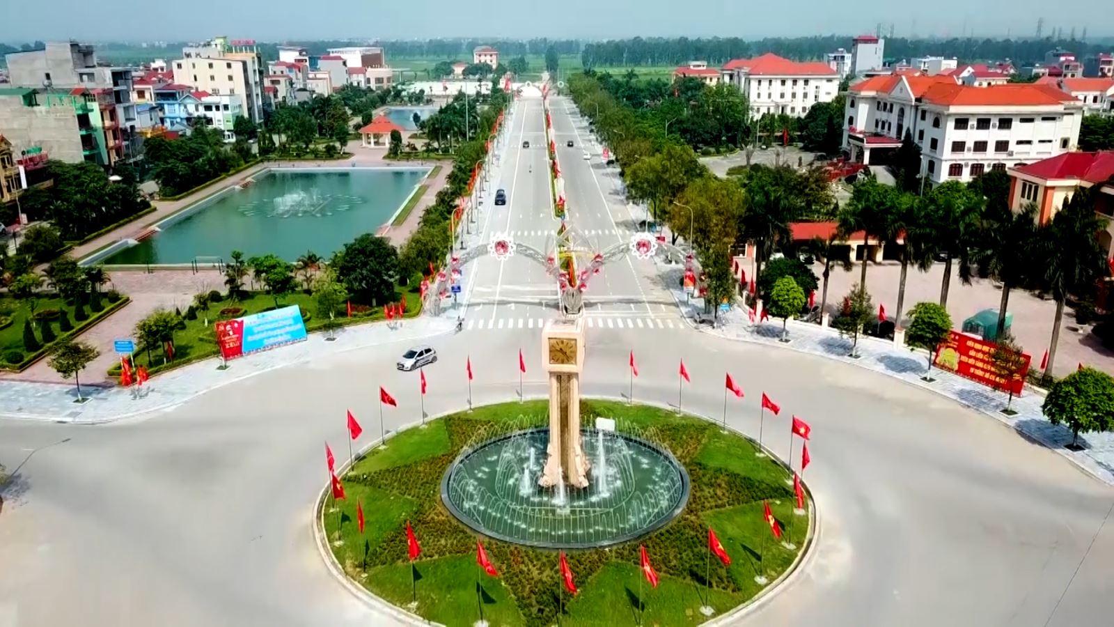 PVcombank đấu giá hai thửa đất tại huyện Yên Phong, tỉnh Bắc Ninh - Ảnh 1.