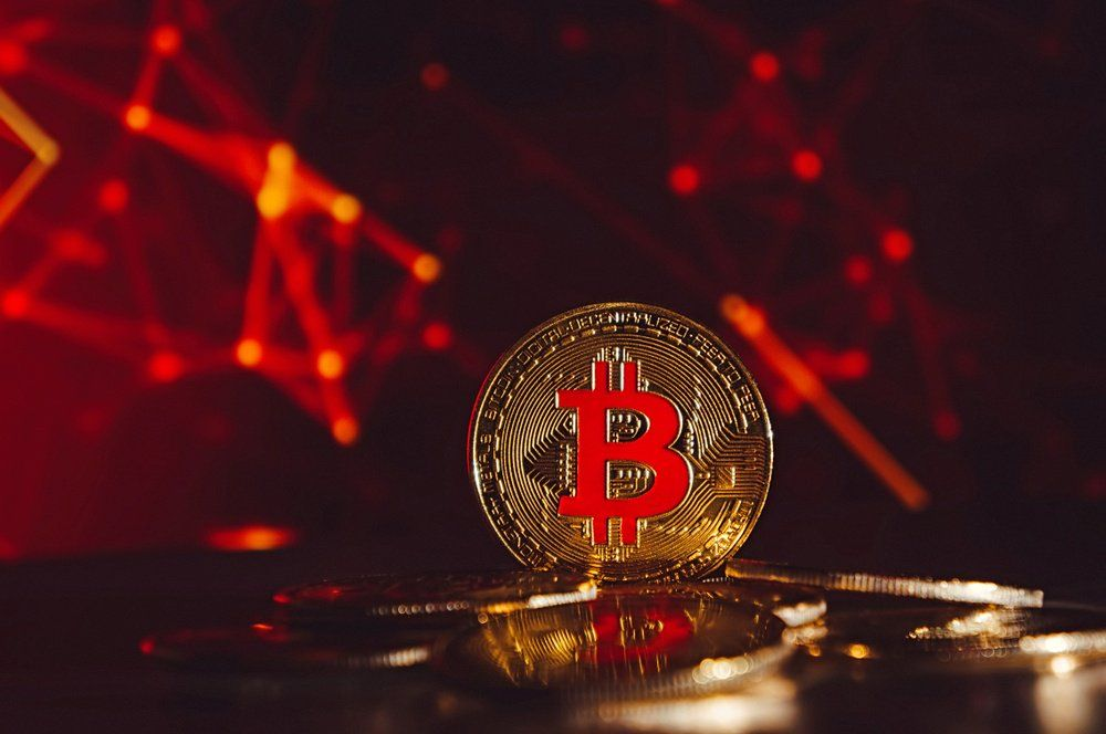Bitcoin lao dốc, vốn hóa 'bốc hơi' hơn 100 tỷ USD - Ảnh 1.
