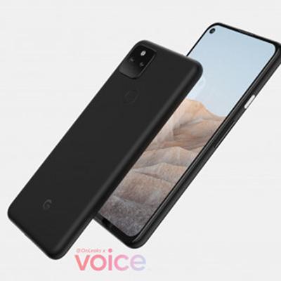 Lộ diện hình ảnh chiếc smartphone giá rẻ Google Pixel 5a cực sắc nét - Ảnh 3.