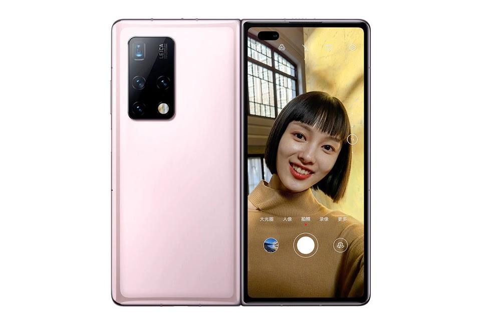 Huawei Mate X2 thiết kế màn hình gập giống Z Fold2 - Ảnh 4.