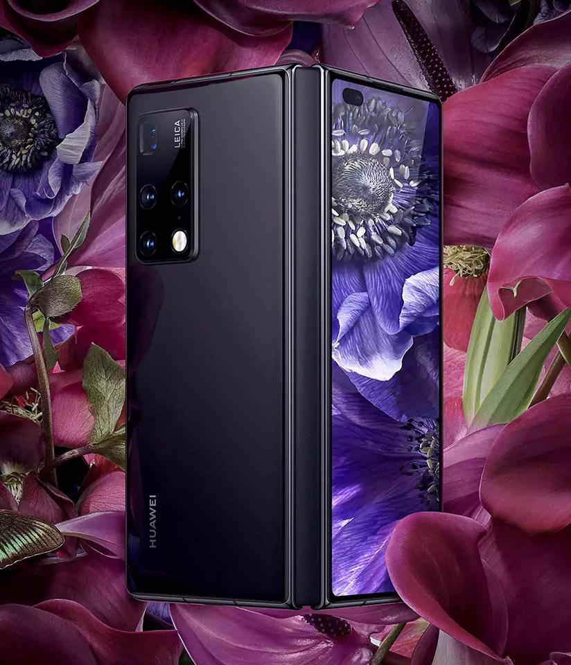 Huawei Mate X2 thiết kế màn hình gập giống Z Fold2 - Ảnh 5.