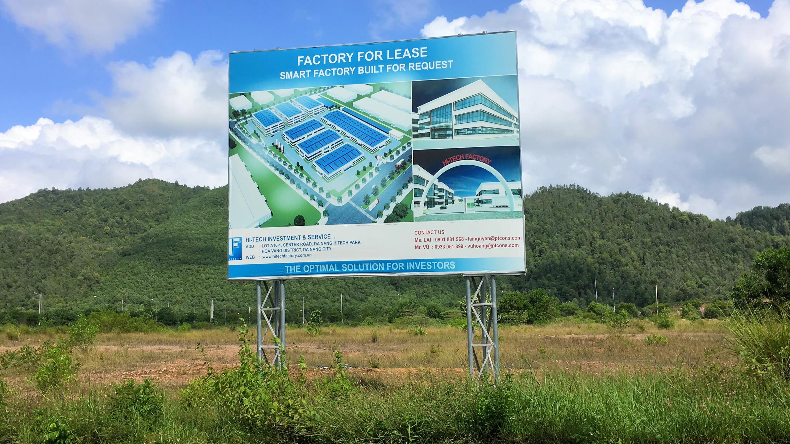 Công ty ông Sony Vũ - Lê Diệp Kiều Trang được nghiên cứu đầu tư dự án 135 triệu đô ở Đà Nẵng - Ảnh 1.