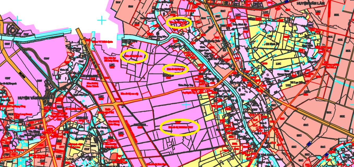 Vị trí chi tiết khu đô thị Đại An và Dream City của Vinhomes ở Hưng Yên theo quy hoạch - Ảnh 6.