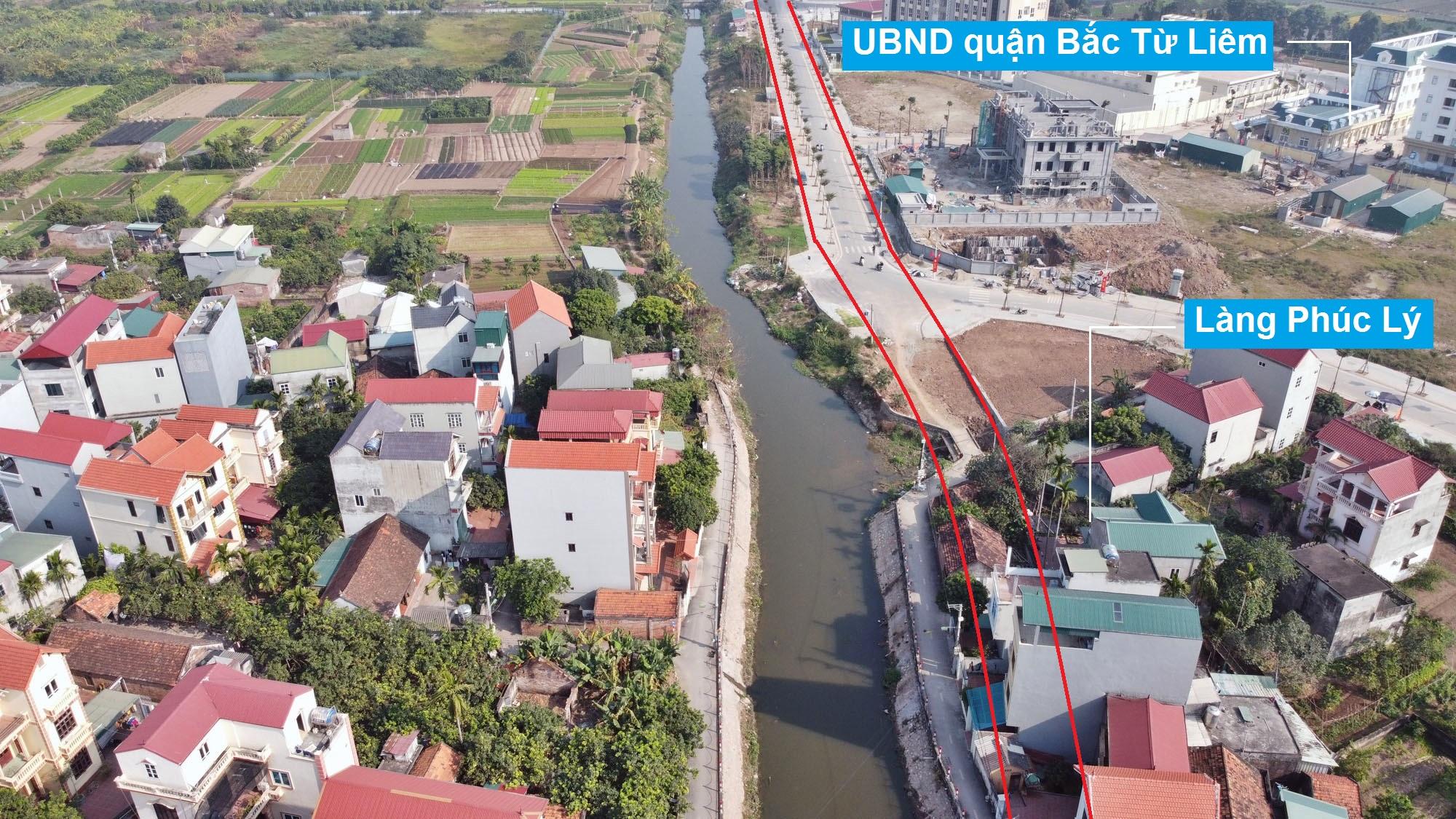 Đường sẽ mở theo quy hoạch ở phường Minh Khai, Bắc Từ Liêm, Hà Nội (phần 2) - Ảnh 4.