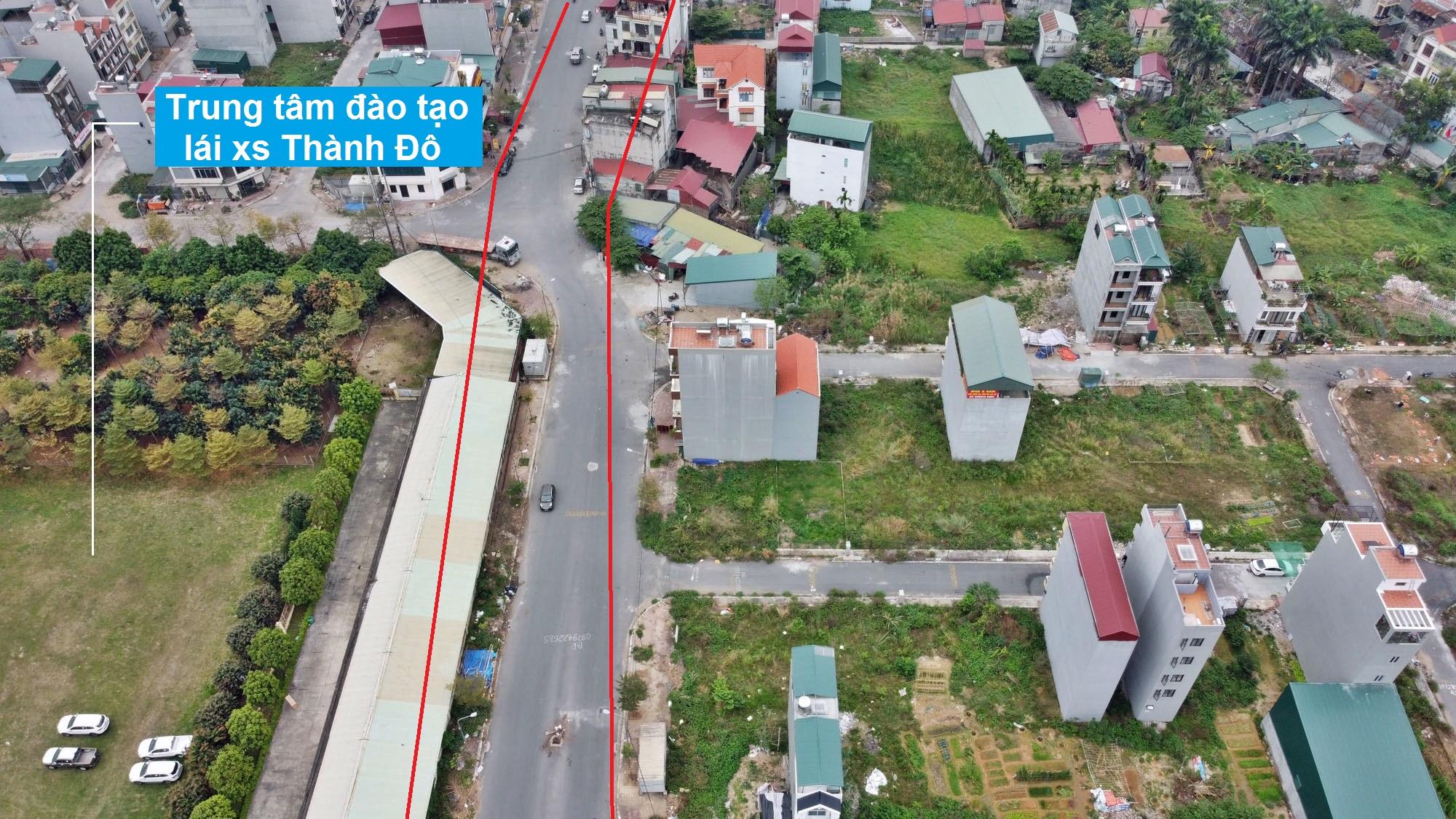 Đường sẽ mở theo quy hoạch ở xã Kim Chung, Hoài Đức, Hà Nội (phần 2) - Ảnh 4.