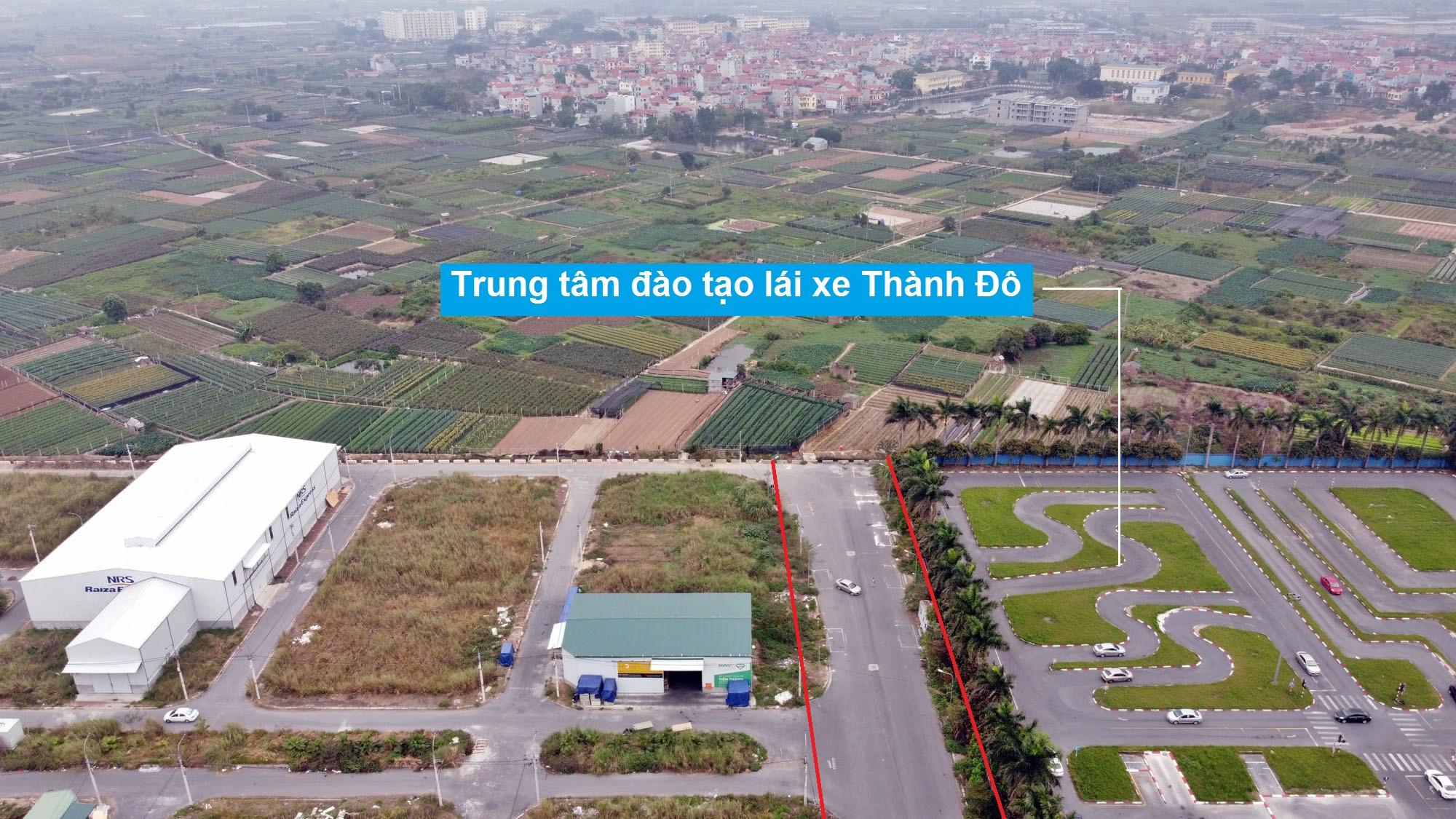 Đường sẽ mở theo quy hoạch ở xã Kim Chung, Hoài Đức, Hà Nội (phần 2) - Ảnh 5.