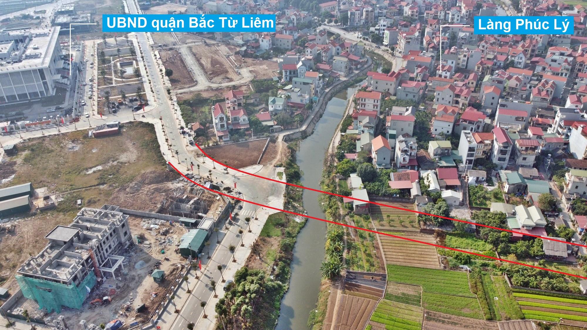 Đường sẽ mở theo quy hoạch ở phường Minh Khai, Bắc Từ Liêm, Hà Nội (phần 2) - Ảnh 6.