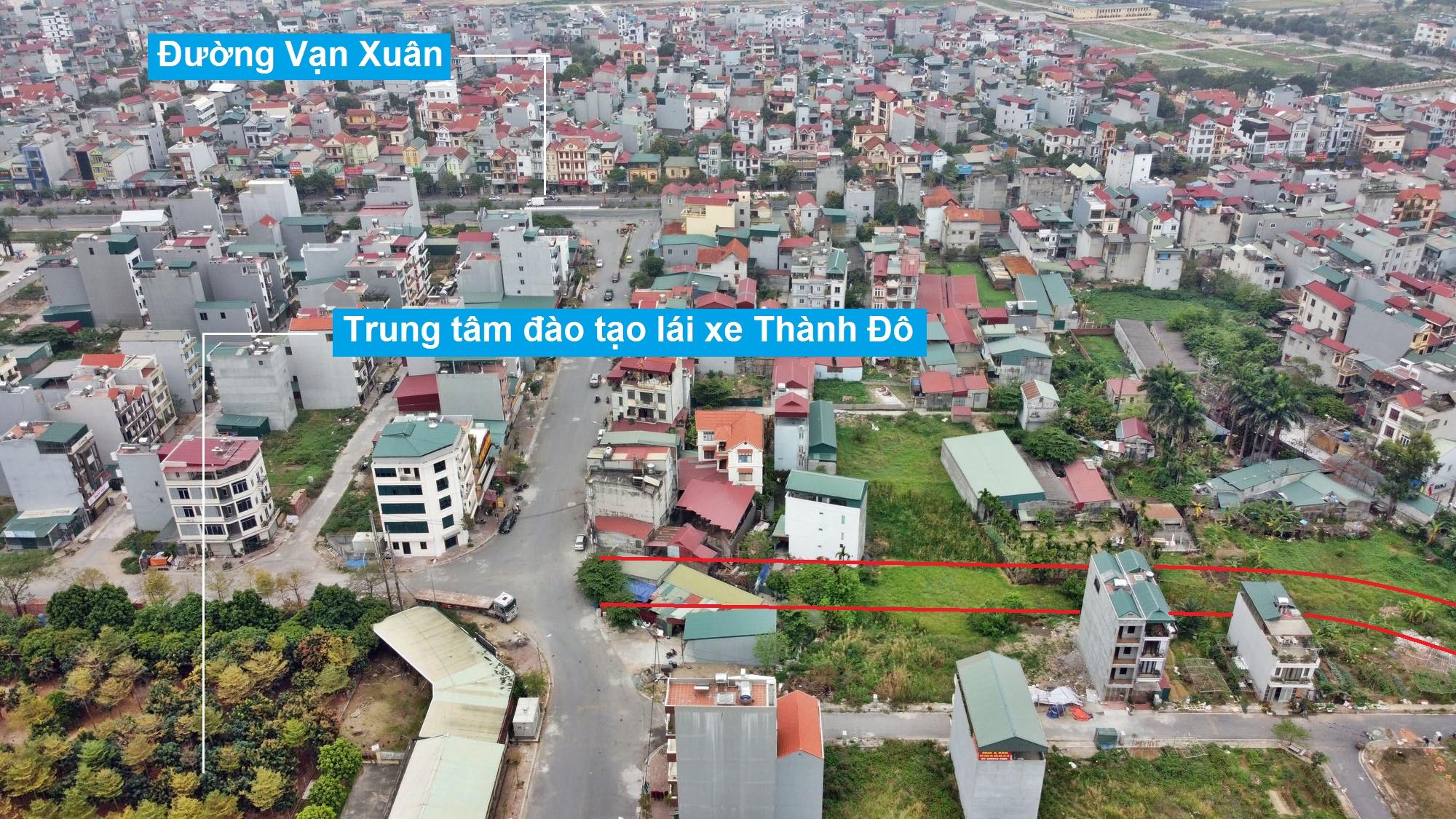 Đường sẽ mở theo quy hoạch ở xã Kim Chung, Hoài Đức, Hà Nội (phần 2) - Ảnh 7.