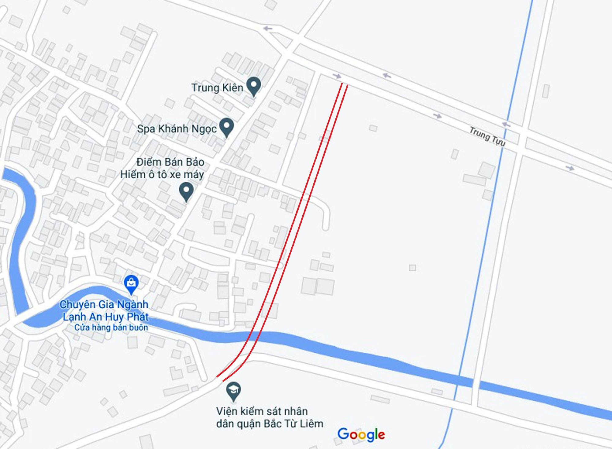 Đường sẽ mở theo quy hoạch ở phường Minh Khai, Bắc Từ Liêm, Hà Nội (phần 2) - Ảnh 5.