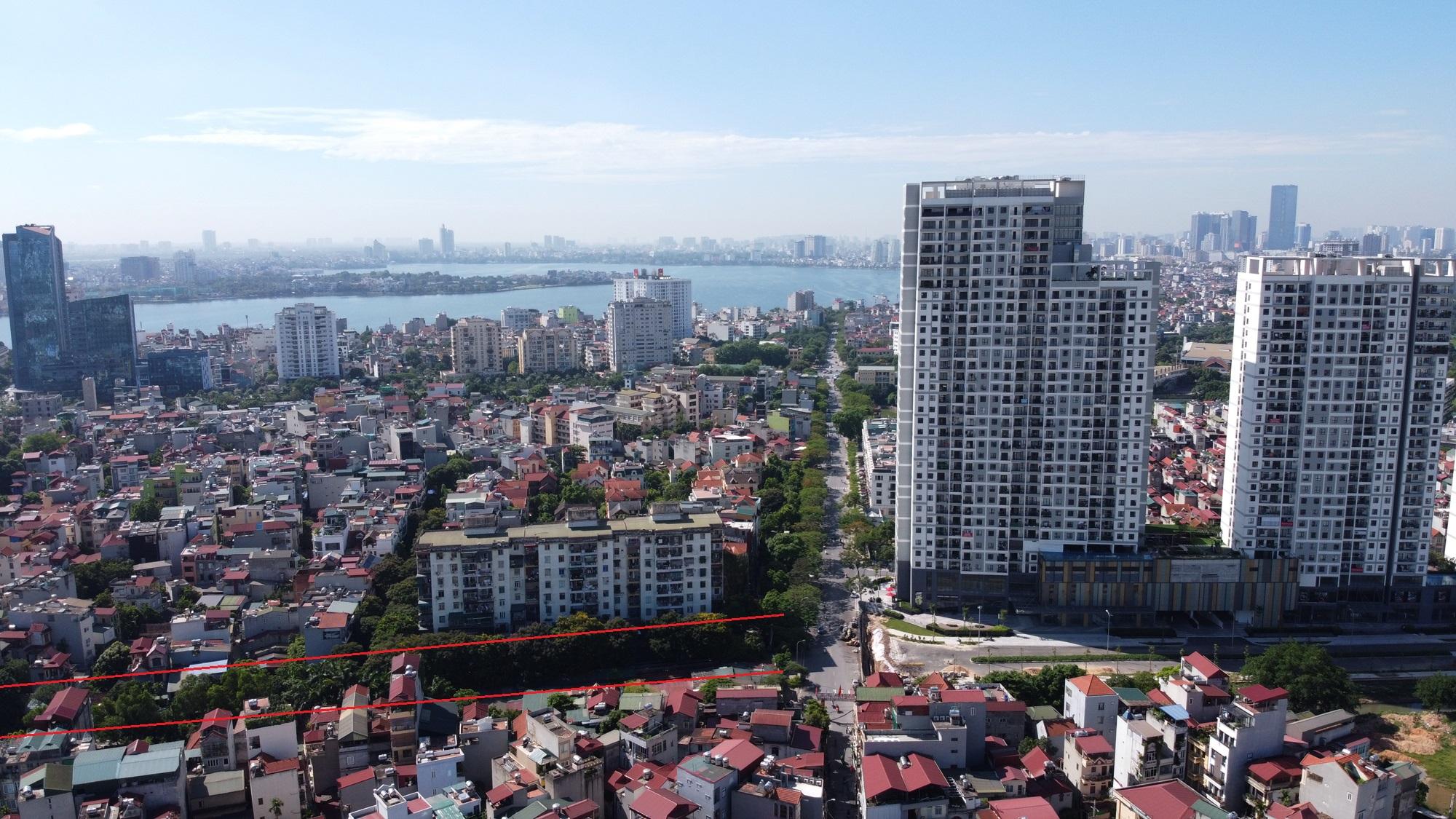 đường sẽ mở theo qui hoạch ở phường Xuân Tảo, Bắc Từ Liêm, Hà Nội - Ảnh 8.