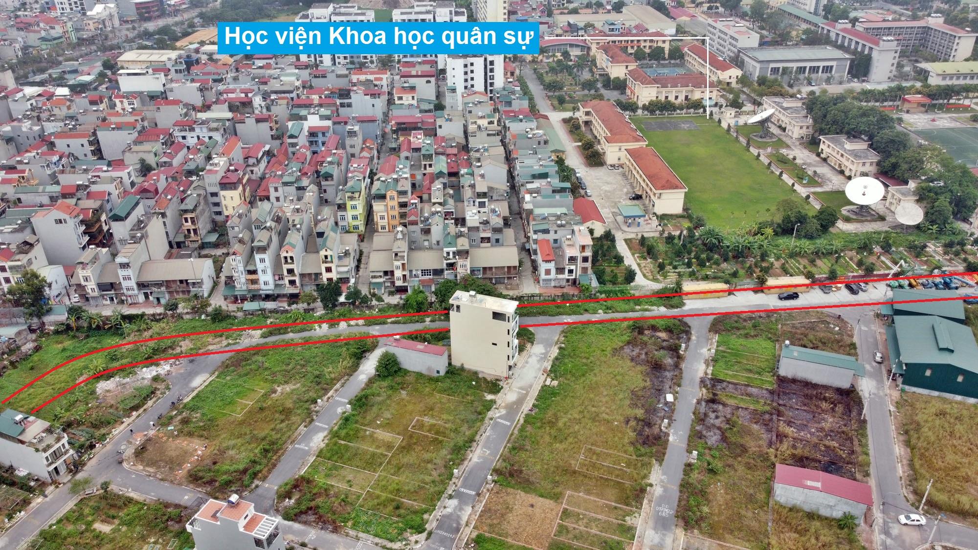 Đường sẽ mở theo quy hoạch ở xã Kim Chung, Hoài Đức, Hà Nội (phần 2) - Ảnh 8.