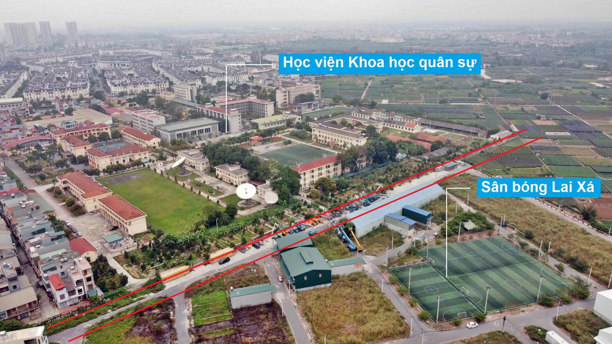 Đường sẽ mở theo quy hoạch ở xã Kim Chung, Hoài Đức, Hà Nội (phần 2) - Ảnh 9.