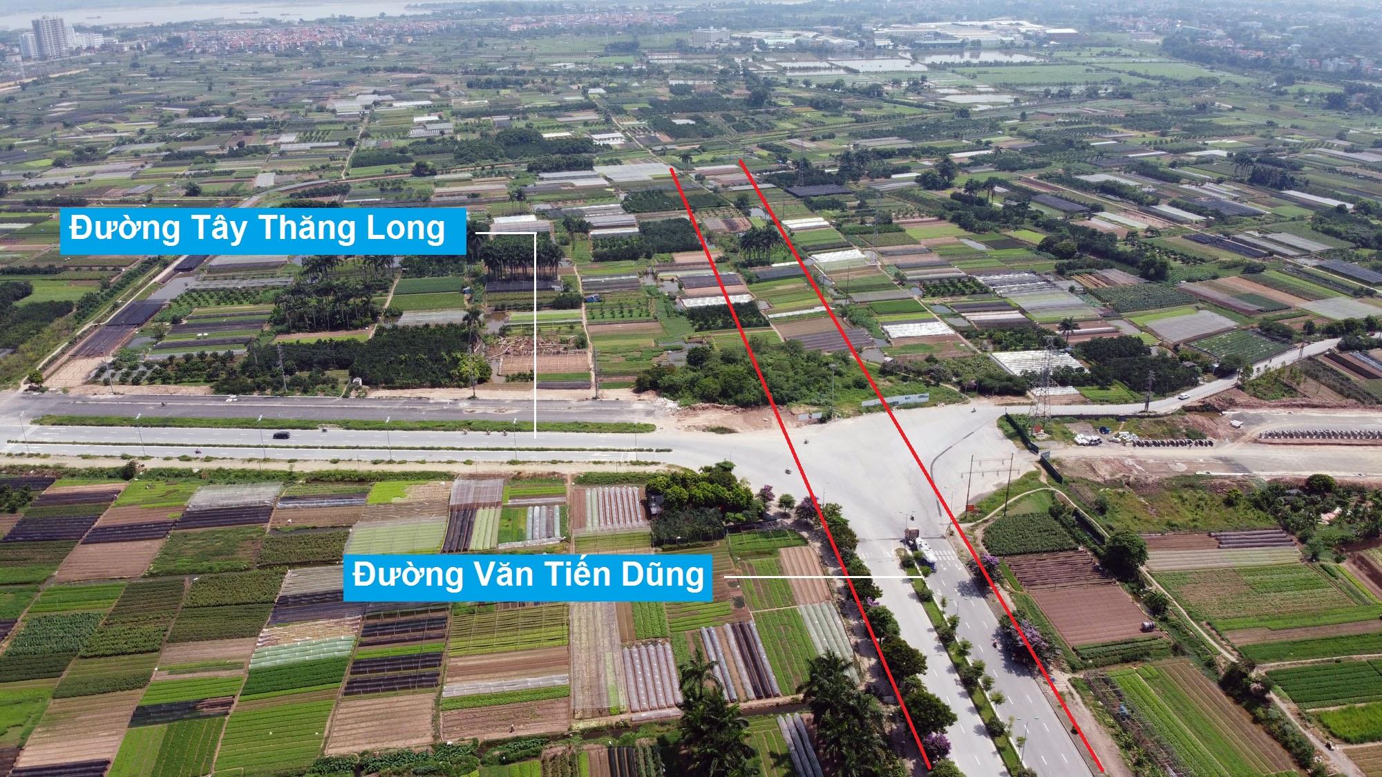 Đường sẽ mở theo quy hoạch ở phường Minh Khai, Bắc Từ Liêm, Hà Nội (phần 2) - Ảnh 9.