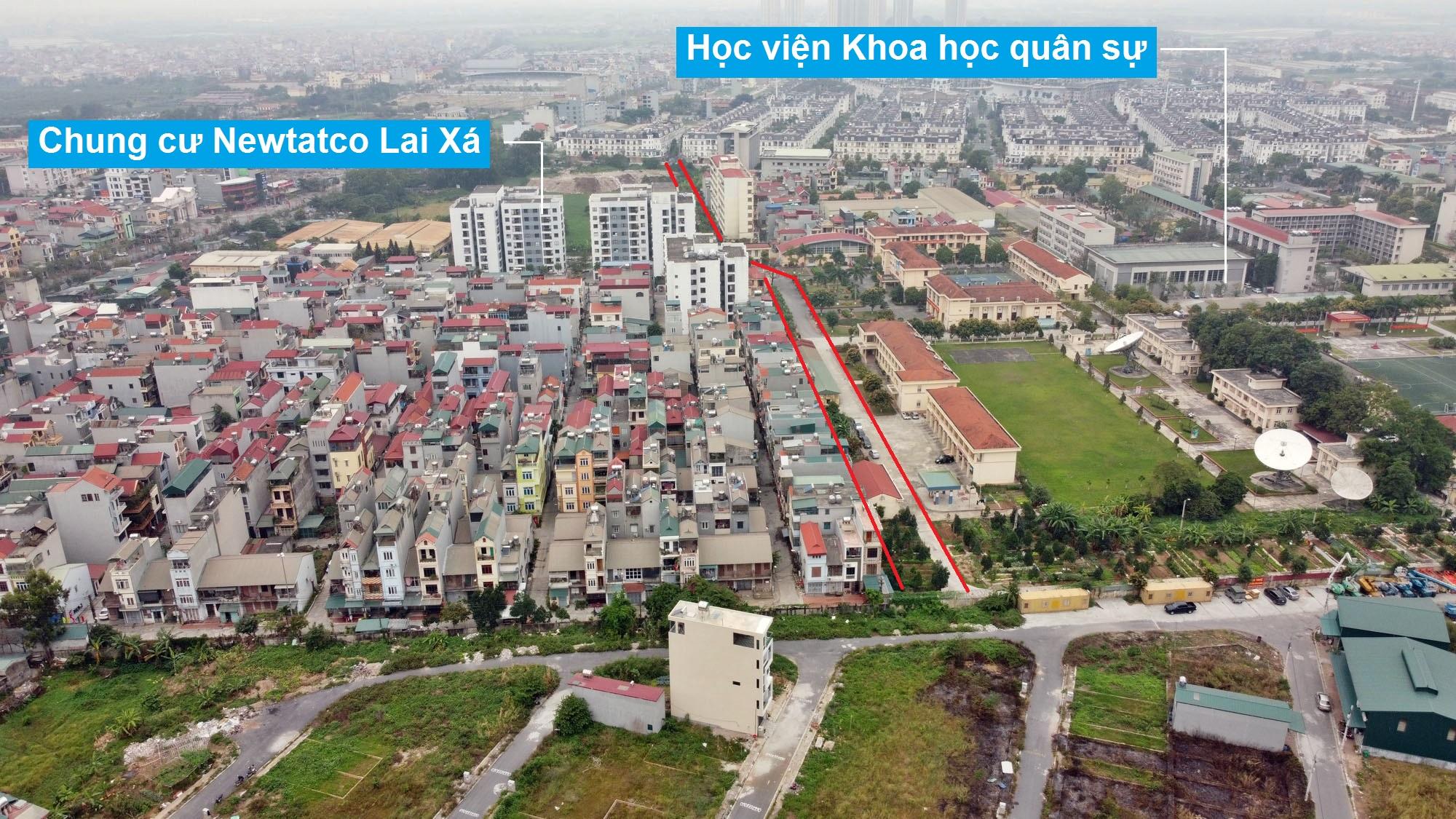 Đường sẽ mở theo quy hoạch ở xã Kim Chung, Hoài Đức, Hà Nội (phần 2) - Ảnh 11.