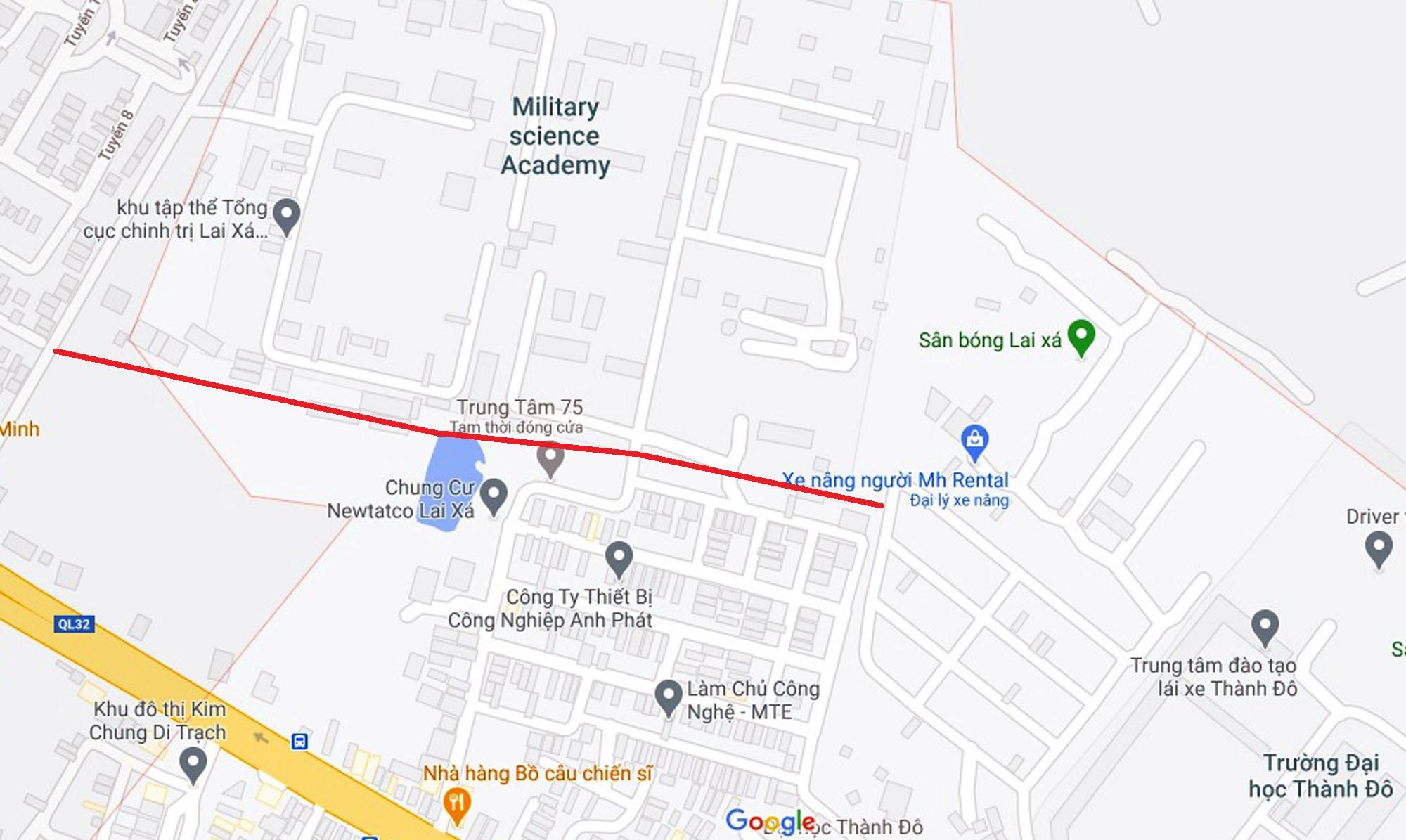 Đường sẽ mở theo quy hoạch ở xã Kim Chung, Hoài Đức, Hà Nội (phần 2) - Ảnh 10.